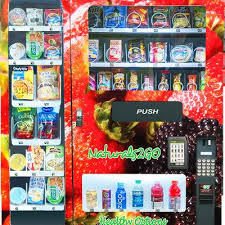 Affordable Care Act Vending Machines Classy Vending Machines That Display Nutritional Info Are Coming To Central