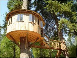 Wondrous Tree House Designs How To Build Decorating Plans