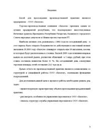 Отчет по производственной практике в ООО Бахетле Отчёт по практике Отчёт по практике Отчет по производственной практике в ООО Бахетле 3