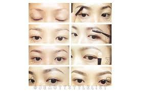 thick eyebrow shaping. thick asian eyebrows: via: source eyebrow shaping