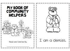 plumber coloring page   worksheets  community helpers and homeschoolprintable community helper activity sketch coloring page