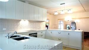 solid white countertops white quartz kitchen counters prefab