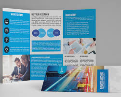 make tri fold brochure tri fold brochure design customization coralix themes