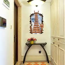 Fußböden systeme jeglicher art vom qualifizierten fachpartner. Harrystore Fussboden Aufkleber 3d Himmel Brucken Treppen Muster Entfernbare Kunst Diy Abziehbild Wandzimmer Dekor Dekor Amazon De Kuche Haushalt