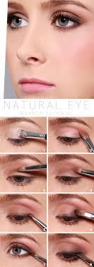 elegant eye makeup tutorial for work
