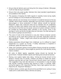 essay on rules twenty hueandi co essay on road safety