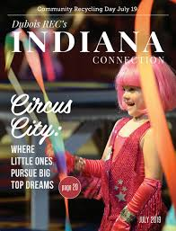 Dubois Rec July 2019 Indiana Connection By