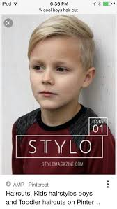 Boy Hairstyle 40 Best Pin By Luciana R Martinez On Little People Pinterest Haircut