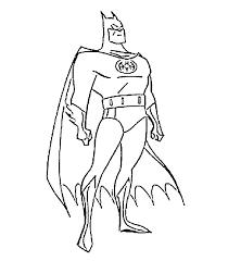 20 Batman Da Colorare Online Disegni Da Colorare