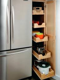 kitchen cabinet storage options how to organize a kitchen without a pantry in minutes or less