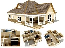 house plan D Models   TurboSquid comhouse plan max