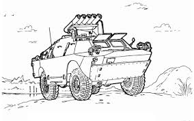 military vehicles drawing new military vehicle coloring pages