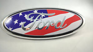 ford emblem. Contemporary Ford Image Is Loading AmericanFlagFORD20042014F150FrontGrille Intended Ford Emblem 0
