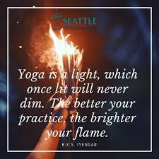 Never Dim Your Light Quote 54 Inspirational Yoga Quotes Ready For Social Media Sharing