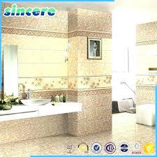glamorous bathroom tiles cost bathroom tile per square foot india