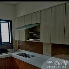 juga tak lebih bersih dan lebih tertata tentunya oleh sebab itulah banyak pemilik rumah sekarang ini menggunakan kitchen set perlu ta juga bahwa