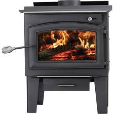 the vogelzang defender is our favorite wood burning stove in terms of looks and the overall ambience it creates it has a huge glass door that allows an
