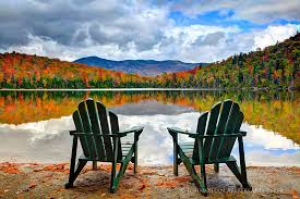 adirondack chairs lake. Modren Chairs Heart LaketwoAdirondack Chairsshorefall2011 Photo And Adirondack Chairs Lake O
