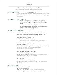 Some Resume Samples Some Resume Samples Example For Resume Free
