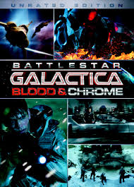 Battlestar Galactica: Blood and Chrome (Serie de TV)