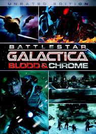 Battlestar Galactica: Blood And Chrome (Serie De TV)