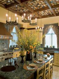 Kitchen With Island Design L Shaped Kitchen Design Pictures Ideas Tips From Hgtv Hgtv