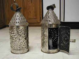 punched tin lighting fixtures. 2 18 year old pierced tin lanterns that we made punched lighting fixtures m