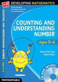 Counting and Understanding Number - Ages 5-6: Year 1: 100% New Developing  Mathematics - Koll, Hilary, Mills, Steve - 9780713684421
