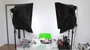 Youtube Set Up Lighting How To Lighting Camera Set Up For Youtube Videos