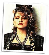 madonna 80s punk in fashion flashdanceoc