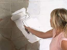 sealing basement walls and floors