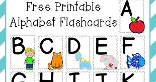 Free Alphabet Flash Cards The Cozy Red Cottage Free Printable Alphabet Flashcards