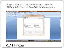 make business card in word creating business cards with word 2007