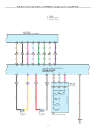 dashboard wiring diagram for 2010 toyota corolla of radio receiver dashboard wiring diagram for 2010 toyota corolla of radio receiver assembly and subwoofer and speaker or tweeter