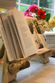 how to make a cookbook stand~{thrifty thursday}