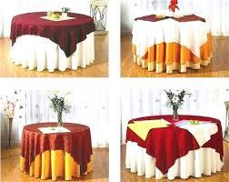 laminated cotton table cloth laminated