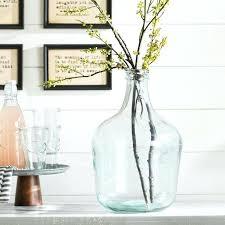 glass jug vases super bottle glass table vase reviews large clear glass jug vase glass jug vases
