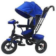 <b>Трехколесный велосипед Moby Kids</b> Comfort 360° 12x10 AIR ...