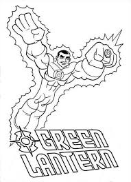 Small Picture Green Lantern Coloring Page Free Printable Coloring Pages For
