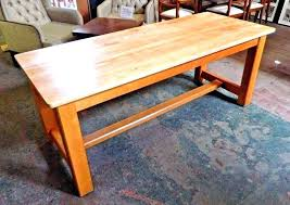 6 foot dining table dimensions 8 ft 5 of them each feet long to make 8