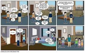 Footnote To Youth By Jose Garcia Villa Storyboard