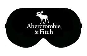 abercrombie fitch a f logo eye sleep