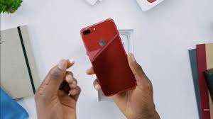 Iphone 7 Productred In Ersten Unboxing Videos