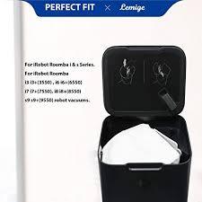 Lemige 10 Packs Vacuum Bags for iRobot Roomba ... - Amazon.com