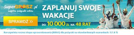 SuperGrosz – pożyczka do 10 000 zł za darmo nawet w 5 minut | Sowa ...