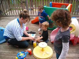 Как устроены детские сады в Америке forumdaily В США детей в детские сады отдают начиная с шести недель Фото usa