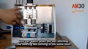 am30 jewelry engraving machine tutorial