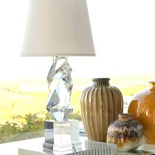 elegant crystal desk lamp for 88 diy crystal table lamp shade
