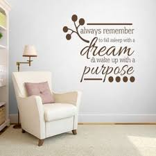 wake up with a purpose bedroom wall decal 4 x  on spiritual vinyl wall art with shop spiritual vinyl wall art discover our best deals at overstock