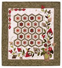 Martingale - Quilts from Grandmother's Garden &  Adamdwight.com